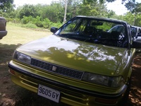 Toyota Corolla 1,8L 1991