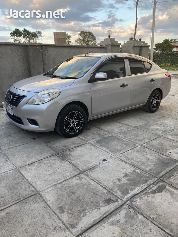 Nissan Latio 1,1L 2013-11