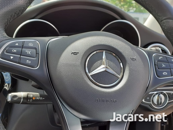 Mercedes-Benz C-Class 2,0L 2018-8