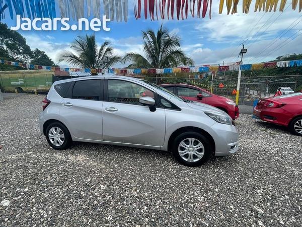 Nissan Note 1,3L 2017-9