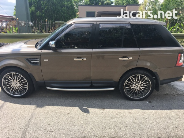 Land Rover Range Rover Sport 4,5L 2010-1