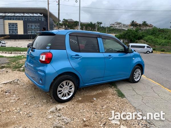 Toyota Passo 1,0L 2016-3