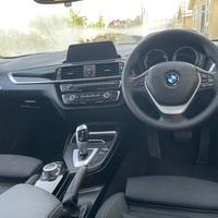 BMW 1-Series 1,5L 2019