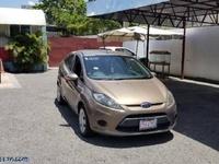 Ford Fiesta 1,4L 2013