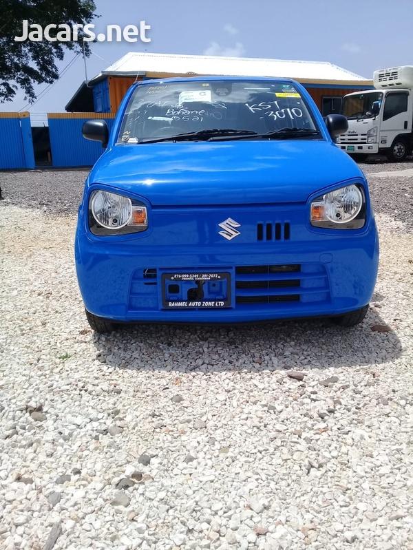 Suzuki Alto 0,7L 2016-2