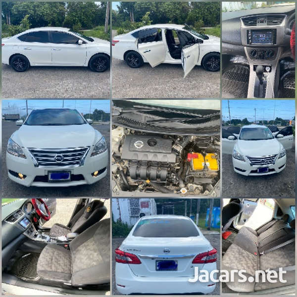 Nissan Sylphy 1,8L 2016-2