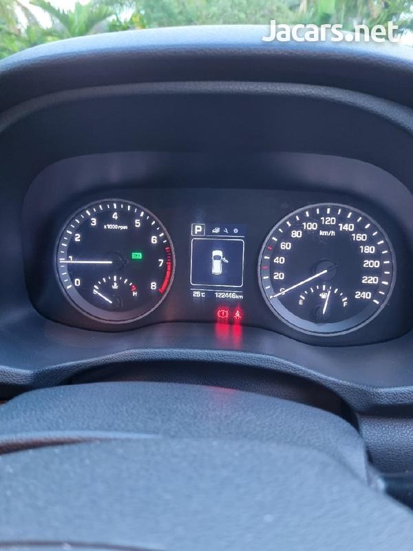 Hyundai Tucson 2,0L 2017-2