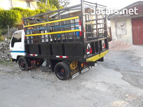 Working 1996 Dyna Truck-1