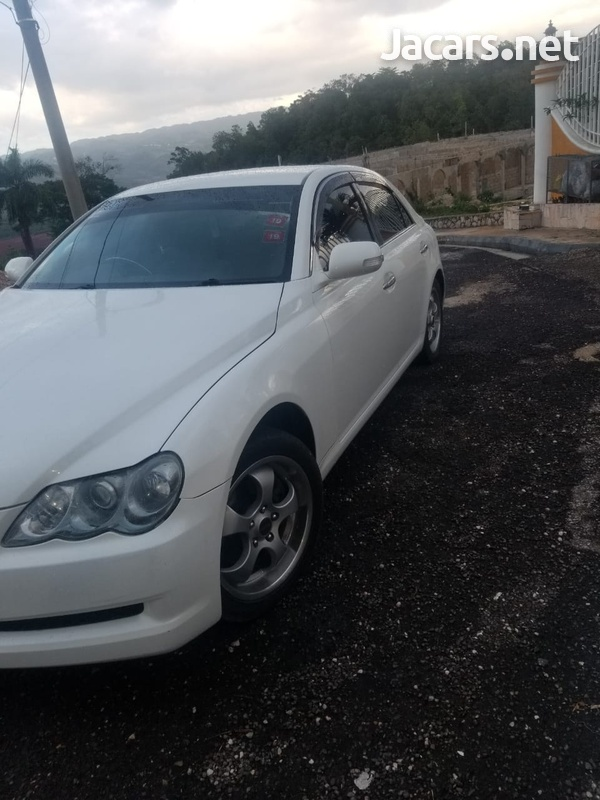 Toyota Mark X 3,0L 2009-7