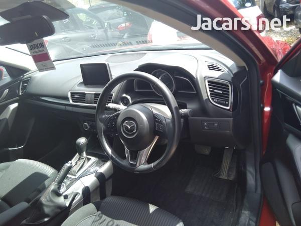 Mazda Axela 2,5L 2016-2