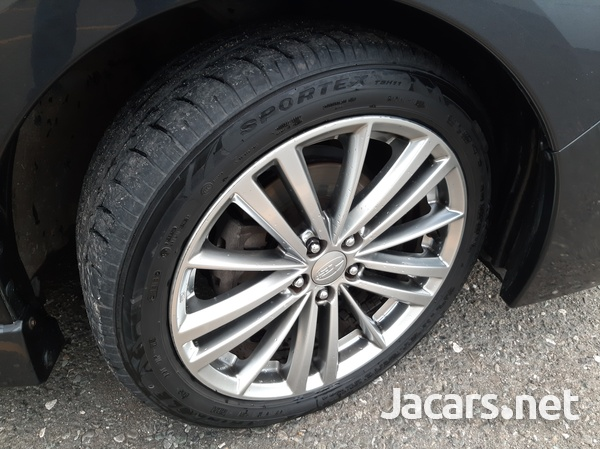 Subaru Impreza 2,0L 2014-5