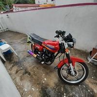Yenyeng motorbike fearly new