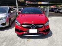 Mercedes-Benz CLA-Class 1,9L 2019
