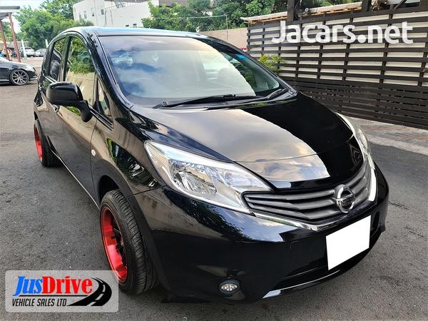 Nissan Note 1,3L 2013-1