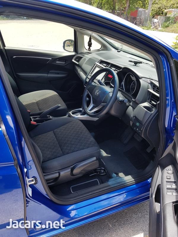 Honda Fit 1,3L 2016-4