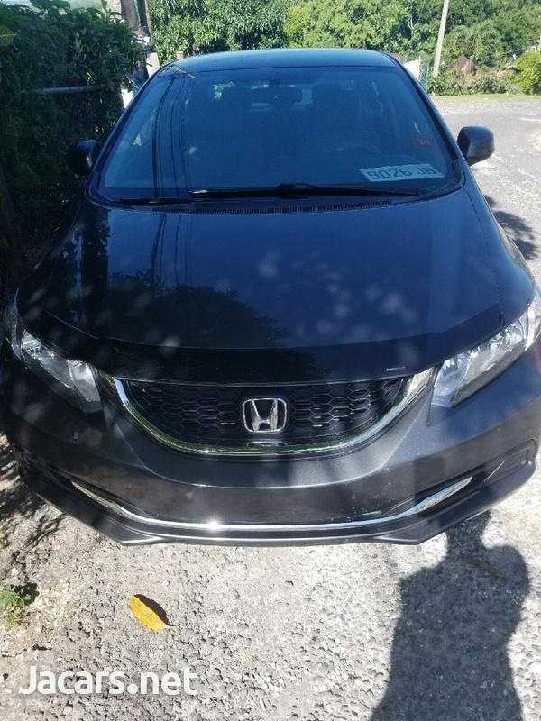 Honda Civic 1,8L 2013-8