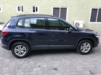 Volkswagen Tiguan 2,0L 2014