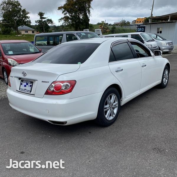 Toyota Mark X 2,5L 2009-4