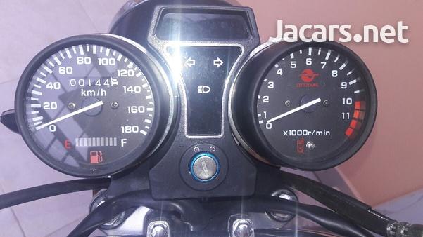 2019 Zhujiang motorcycle, 150 cc-2