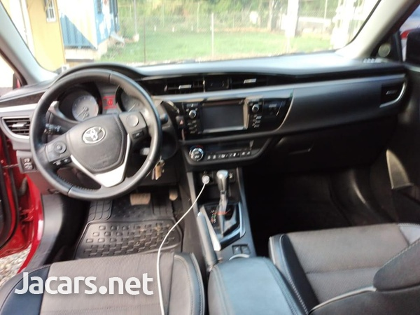 Toyota Corolla 1,8L 2014-11
