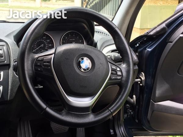 BMW 1-Series 1,6L 2012-5