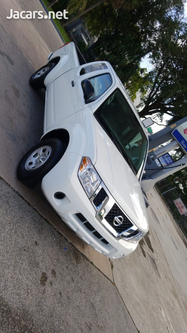 Nissan Frontier 2,4L 2018-2