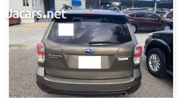 Subaru Forester 2,0L 2016-2