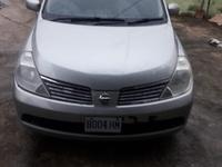 Nissan Tiida 1,6L 2006