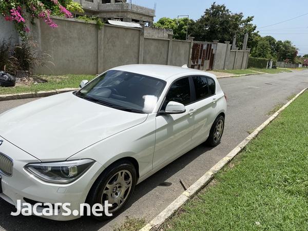 BMW 1-Series 1,6L 2013-3