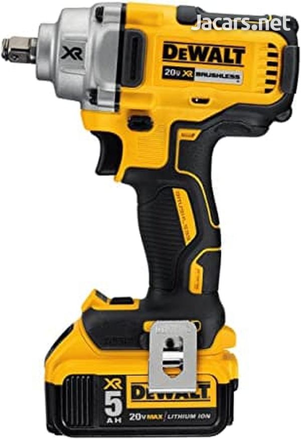 DEWALT 20 Volt Impact Wrench-3