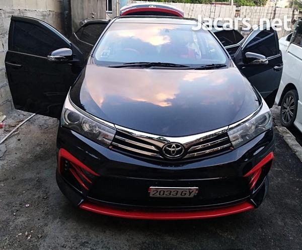 Toyota Corolla Altis 1,6L 2015-1