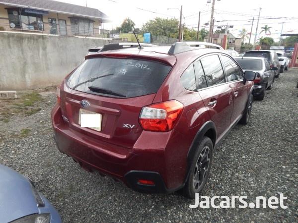 Subaru XV 1,5L 2012-2