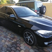 BMW 5-Series 2,9L 2012