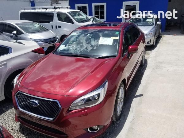 Subaru Legacy 2,5L 2017-6