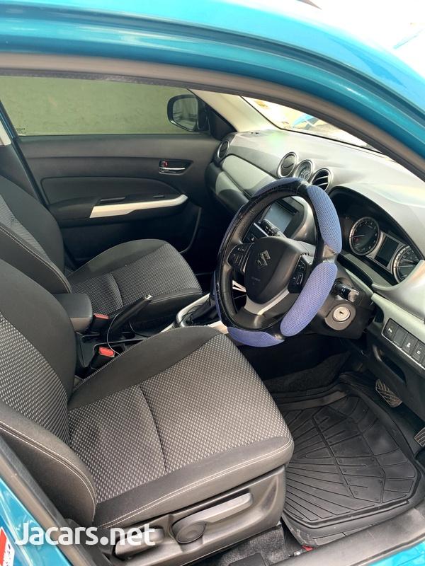 Suzuki Vitara 1,6L 2018-8