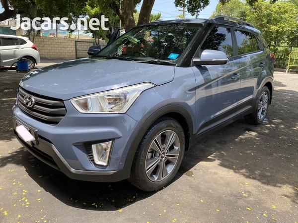Hyundai Creta 1,6L 2017-1