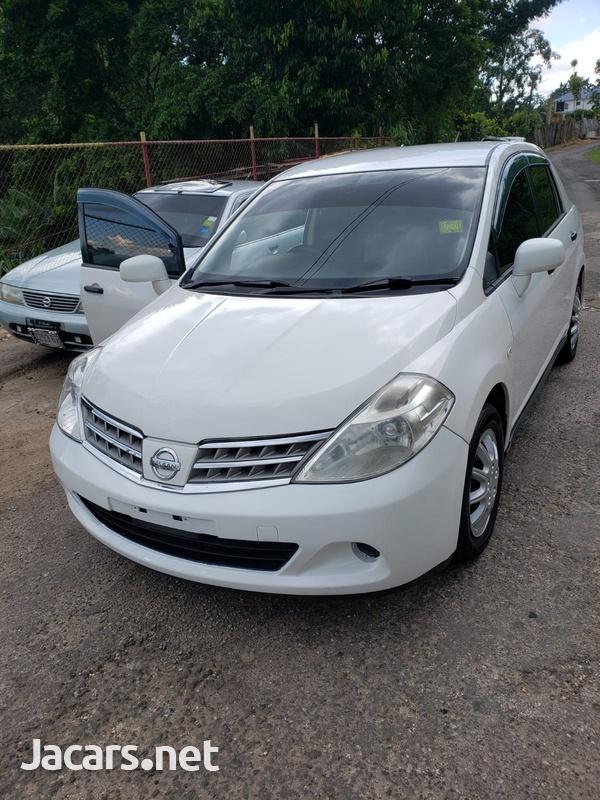 Nissan Tiida 1,8L 2010-2