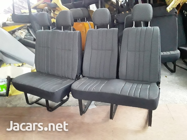 RECLINING SEATS WITH HEADREST FOR TOYOTA HIACE.876 3621268