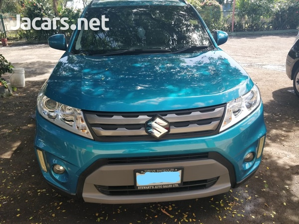 Suzuki Vitara 1,6L 2019-3