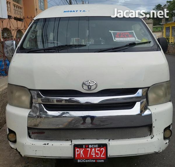 2008 Toyota Hiace Minibus-2