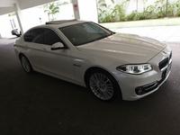 BMW 5-Series 3,0L 2014