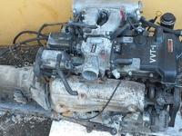 1JZ-GE-VVTI Engine with transmission, wireloom and ecu.