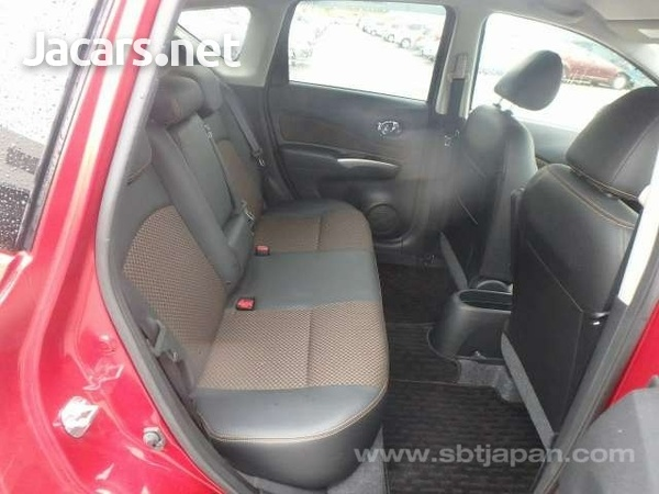 Nissan Note 1,2L 2014-4