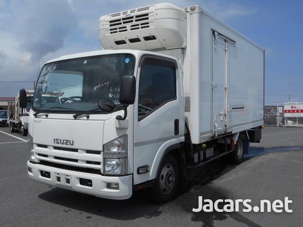 Isuzu Elf Refrigerated Truck 2014-3