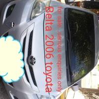Toyota Belta 1,3L 2006