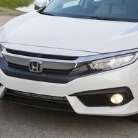 2017 Honda Civic EX Grill