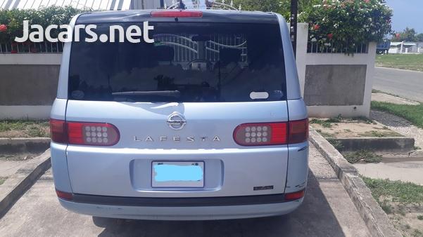 Nissan LaFesta 2,0L 2006-4
