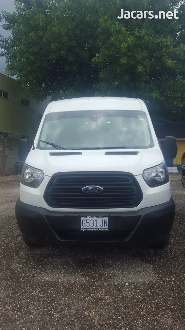 Ford Transit 2,0L 2019-9