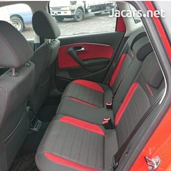 Volkswagen Polo 1,3L 2016-5