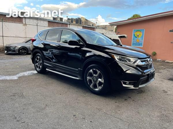 Honda CR-V 2,5L 2018-1